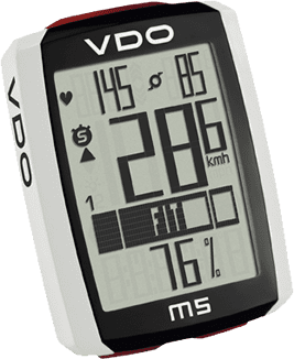 VDO M5 Wireless Cycle Computer
