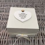 Shabby Personalised Chic Special Best Friend Gift Trinket Box Jewellery Friends - 332401645717