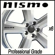 NISMO CAR WHEEL DECALS