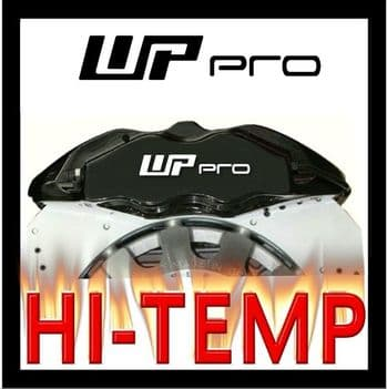 WP Pro Brake Caliper Decals / Stickers / Graphics Set