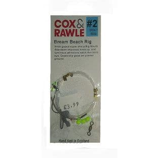 Cox & Rawle Bream Beach Rig