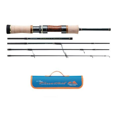 Major Craft Fine Tail FTT-564L Trout Spinning Travel Rod