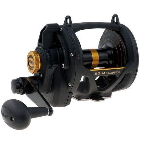 Penn Squall 16VS Lever Drag Reel