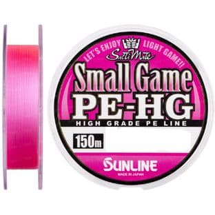 Sunline Small Game PE-HG Braid