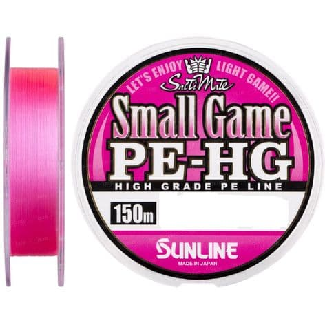 Sunline Small Game PE-HG High Grade Braid