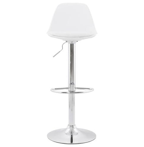 Allan White Bar Stool