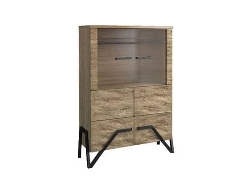 Apika Low Drinks Display Cabinet
