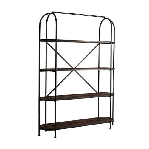 Bernie Large Industrial Bookcase