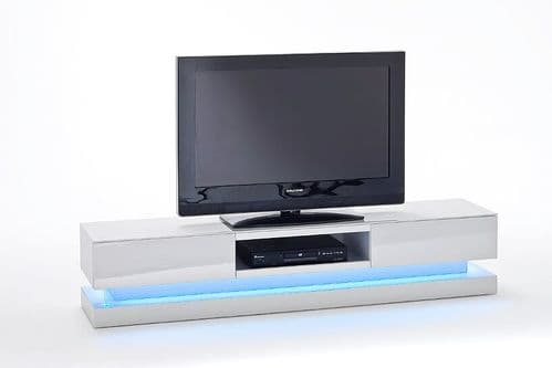 Cavrill 180cm White Gloss TV Stand