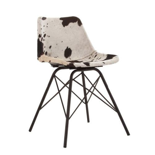 Joe Rodeo Cowhide Dining Chair
