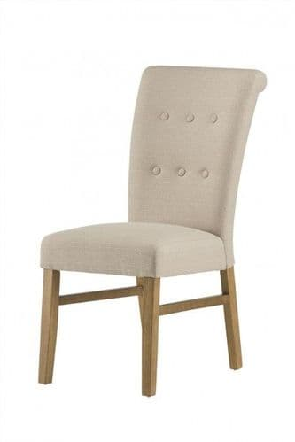 Viante Natural Dining Chair