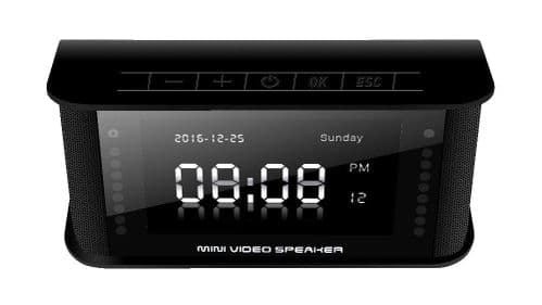 "Clock Radio Camera -  Full HD <span style=""color:#ff0000;"">(Out Of Stock)</span><br />"