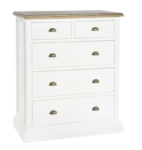 Lulworth 2 over 3 Drawer Chest