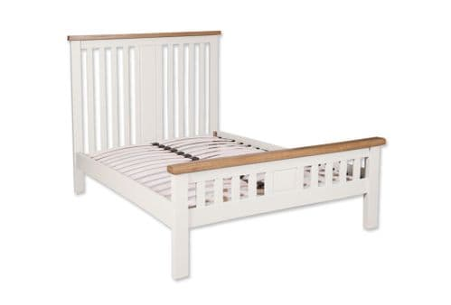 Melbourne white Bed Frame