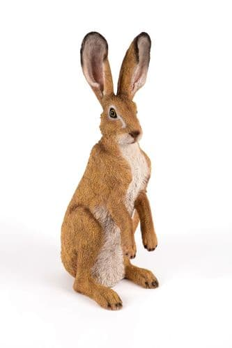 Standing hare 52cm High