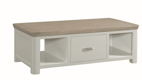 Treviso Large Coffee Table With a Drawer