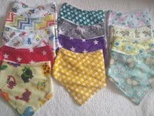 Beautiful Bibs