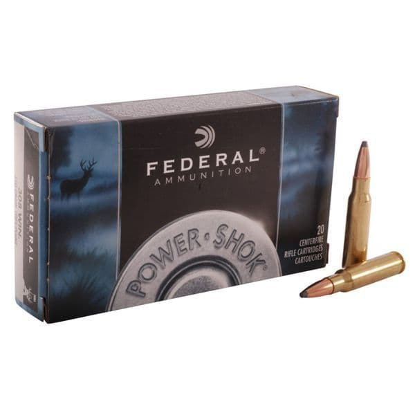 Federal Power-Shok .308 WIN 150gr