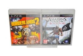 GP10 PS3 Game Box Protectors