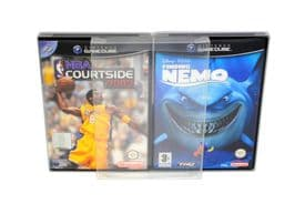 GP12 GameCube Game Box Protectors