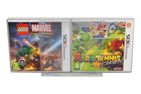 GP18 Nintendo 3DS Game / Steelbook Box Protectors