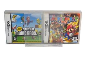 GP19 Nintendo DS Game Box Protectors