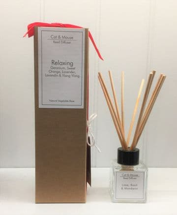 Reed Diffuser - Relaxing