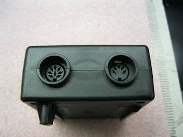 JM92 -2 plug switch/control box,1.5 pin &1.8 pin and one pin at back for transformer lead