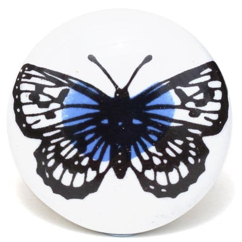 Butterfly knob