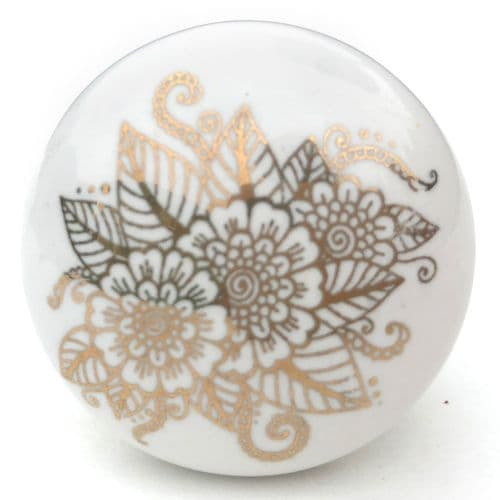 Filigree Knob 1 (gold)