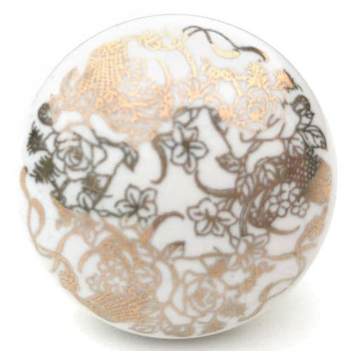 Filigree Knob 2 (gold)