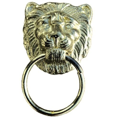 Lion Pull - Gold