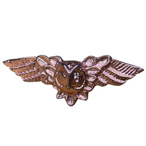 Owl Knob Rose Gold