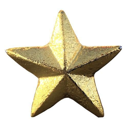 Small star, gold