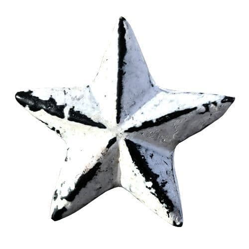 Small star, white
