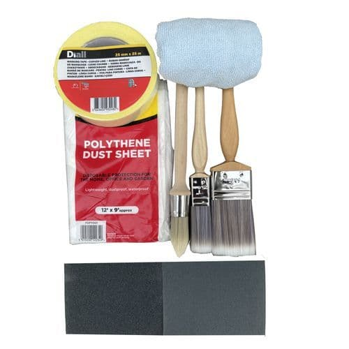 Upcycle Paint Kit No Roller