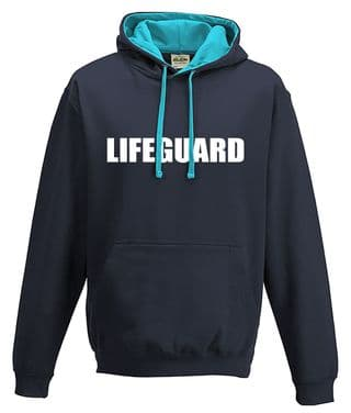 Adult Bondi Lifeguard Unisex Hoodie | Lifeguard Gear