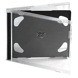 100 x Double Jewel Cases(Now no VAT)