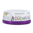 Memorex DVD+R 16x ( 25 packs )