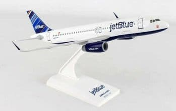 Airbus A320 Jetblue Barcode Skymarks Resin Collectors Model 1:150 SKR952 E
