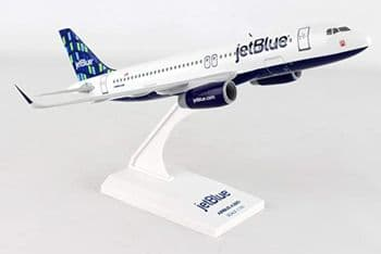 Airbus A320 Jetblue High Rise Skymarks Resin Collectors Model 1:150 SKR948 E
