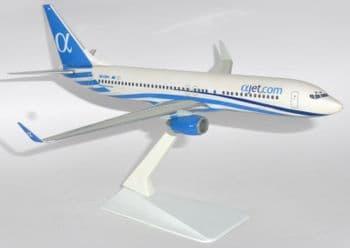 Boeing 737-800 Alphajet aJet Cyprus Collectors Model Scale 1:200 p