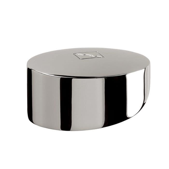 Fusion Chrome Newel Post Cap 54mm Round