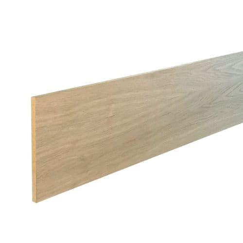 Oak Stair Riser 10x195x1000mm
