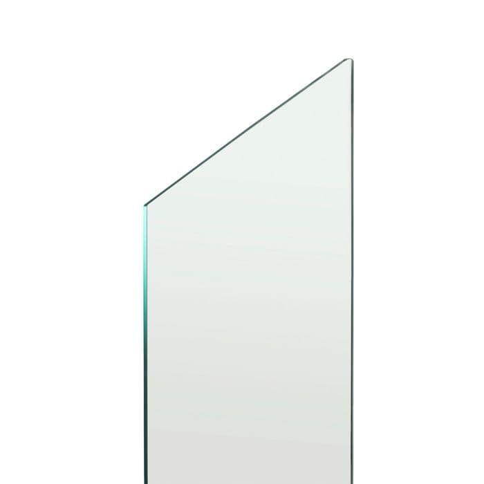 Vision Glass Panel for Rake Staircase 8x300x825mm