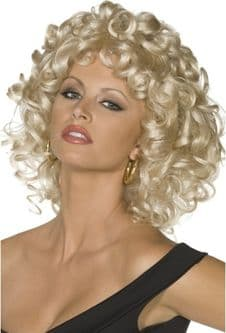 Grease Sandy 'Last Scene' Wig
