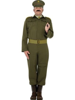 Home Guard Officer