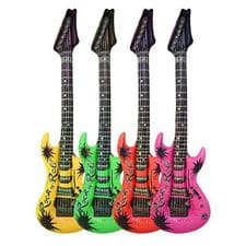 Inflatable Guitars