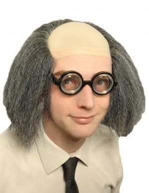 Professor/Geek Wig
