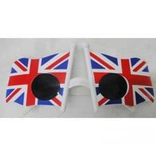 Union Flag Glasses